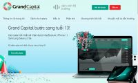 Đánh giá sàn Grand Capital mới nhất 2021 | Grand Capital Review