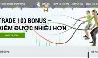FBS Bonus khuyến mãi nhận ngay $100 khi mở tài khoản