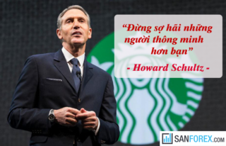 Howard Schultz – ông trùm của đế chế cà phê vĩ đại nhất thế giới