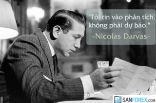Nicolas Darvas – Khi đầu tư chứng khoán là một nghệ thuật