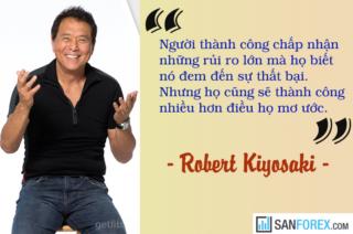Robert Kiyosaki – Thiên tài và bí quyết vàng để đầu tư thành công