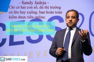 Sandy Jadeja – Bậc thầy phân tích thị trường