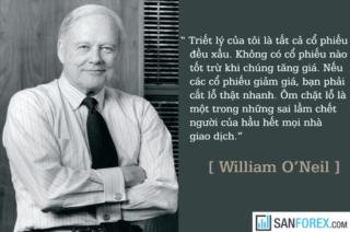 William O'neil – Huyền thoại đầu tư chứng khoán và những bài học để thành công